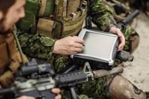 Smarter Military Base