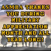 ASMBA Military Appreciation