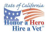 California Hire a Hero