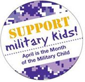 Los Angeles Celebrates Military Children