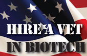 Hire a Vet in Biotech