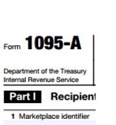 Tax Form 1095