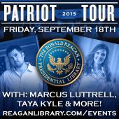 Simi Valley Patriot Tour Reagan Library