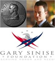 Gary Sinise to be Honored