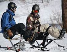 Military Winter Sports Camp