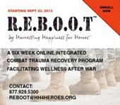 Reboot Six Week Workshop