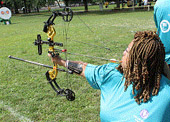 Adaptive Sports Competition for Disabled Veterans