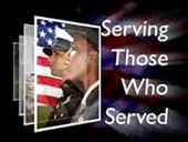 Veterans Scene