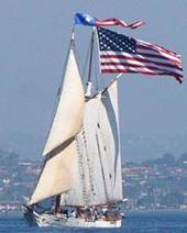 Warrior Sail