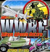 Wings Wheels and Rotors